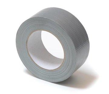 Duct-tape watervast zilver (rol 25 meter)