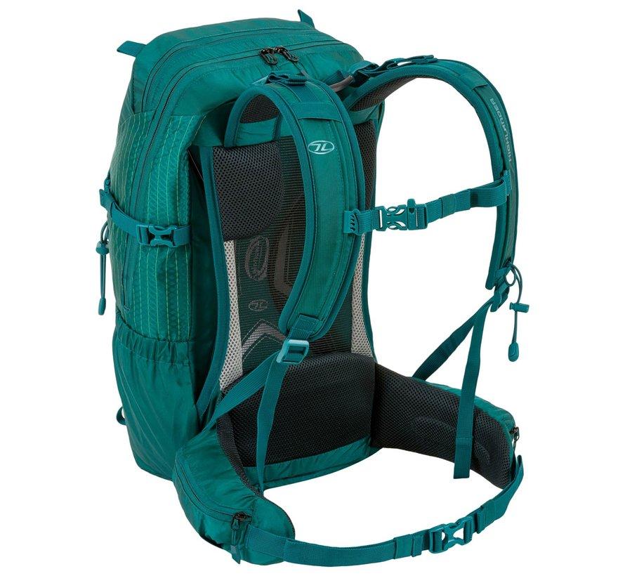 Highlander Summit 25 liter rugzak (Leaf Green)