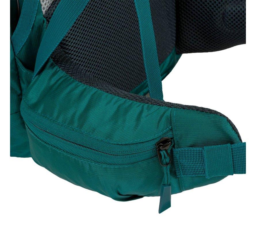 Highlander Summit 40 liter rugzak (Leaf Green)