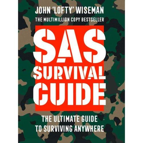 SAS Survival Guide Handbook (Engelstalig - pocket edition)