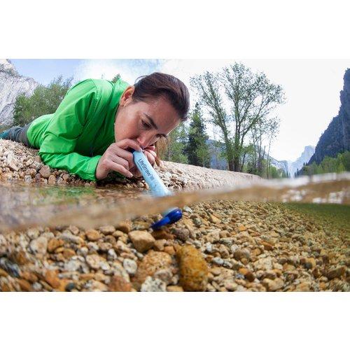 LifeStraw waterzuivering LifeStraw Personal (lichtgewicht waterfilter - blauw)
