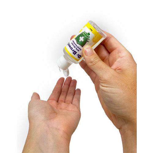 BCB Bushcraft Dr. Browns Handgel Lemon 50ml (hand sanitiser 80% alcohol)