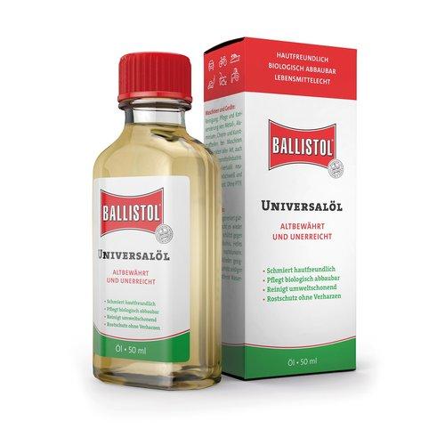 Ballistol Ballistol Universeel-olie onderhoudsolie (flesje 50 ml)