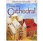 Maak zelf een middeleeuwse kathedraal (bouwplaat)