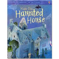 Maak zelf een Spookhuis (bouwplaat)