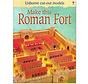 Maak zelf een Romeins fort (bouwplaat)