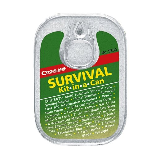 Coghlan's Coghlan's Survival Kit-in-a-Can