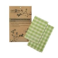 Origin Outdoors Bijenwasdoeken voor levensmiddelen (2 stuks)