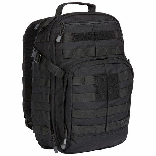 5.11 Tactical 5.11 Tactical RUSH 12 2.0 Tactical Backpack (24 liter - zwart)