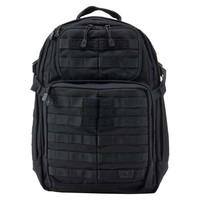 5.11 Tactical RUSH 24 V2.0 Tactical Backpack (zwart)