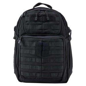 5.11 Tactical 5.11 Tactical RUSH 24 2.0 Tactical Backpack (zwart)