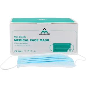 Mondmasker Medisch 3-laags type IIR (doosje 50 stuks mondkapjes)