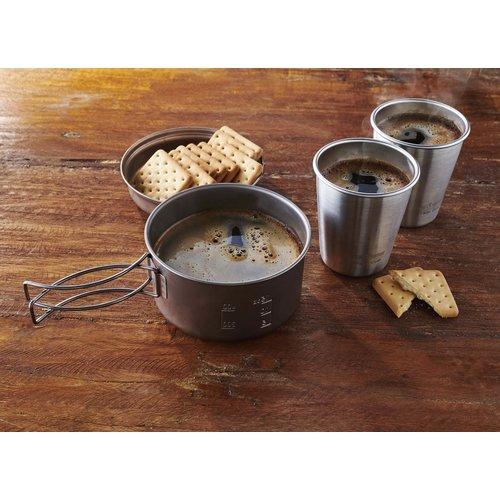 Katadyn Koffie Arabica (1,2 liter blik - gevriesdroogd)