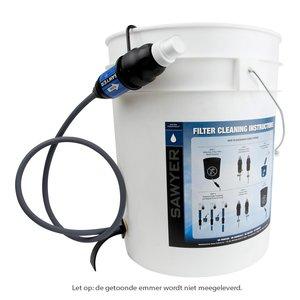 Sawyer Sawyer Squeeze Zwaartekracht-bundel (SP129 waterfilter inclusief Bucket Conversion Kit)