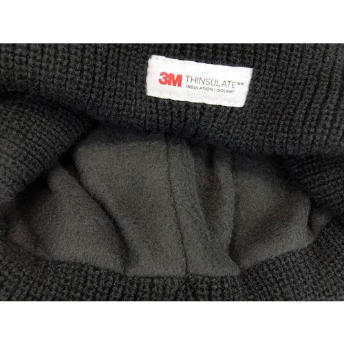 Origin Outdoors Origin Outdoors Thinsulate Beanie muts (zwart - One Size)