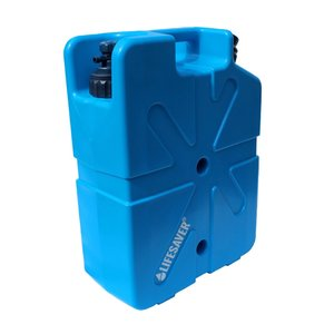 Lifesaver Lifesaver Jerrycan 10000UF Blauw (met ingebouwd waterfilter)