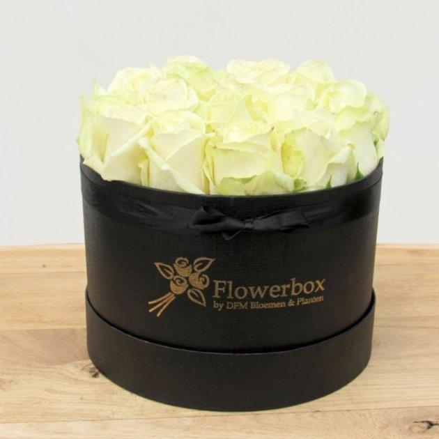 Flowerbox Wit M