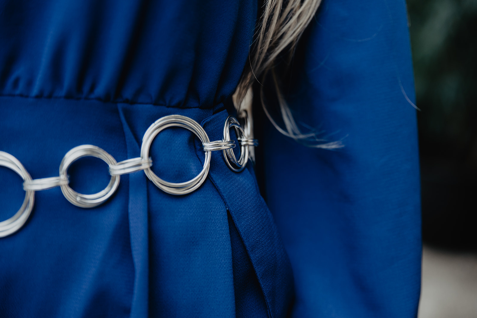 Dé zomertrend van 2019: Chain Belts van By Shir