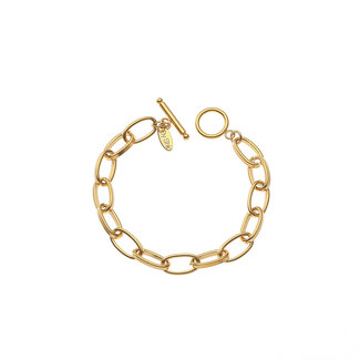 By Shir Armband luxe Tess goud