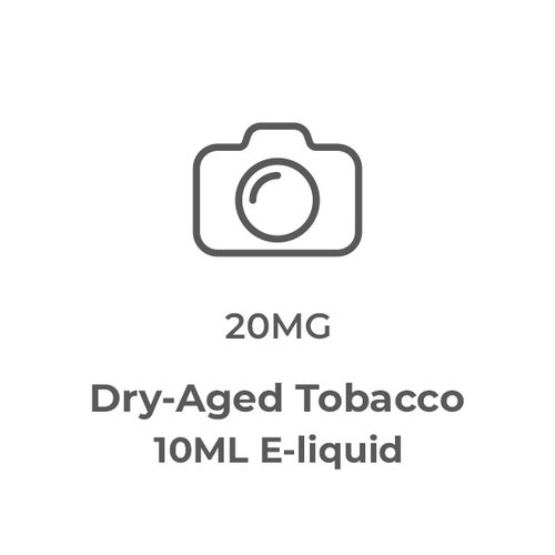 Dry-Aged Tobacco 10ML E-liquid