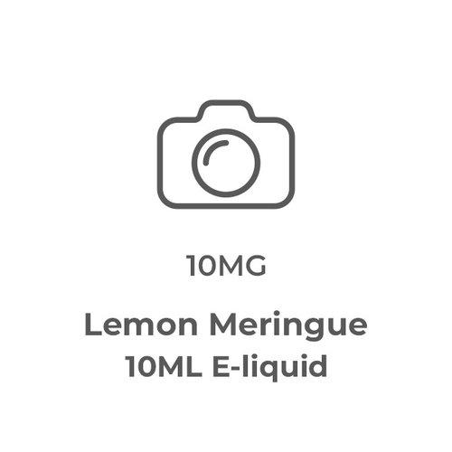 Lemon Meringue E-liquid