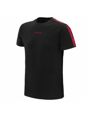 Malelions Tracktee Ryan - Black/Red