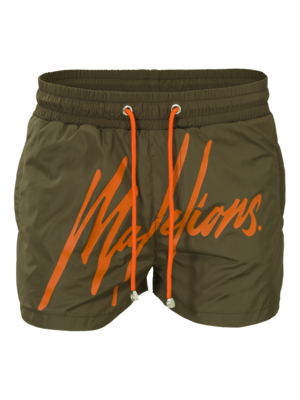 Malelions Swimshort Signature Army