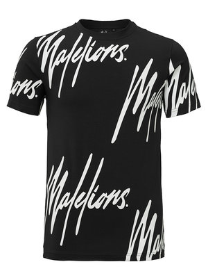 Malelions T-shirt Frenkie - Navy