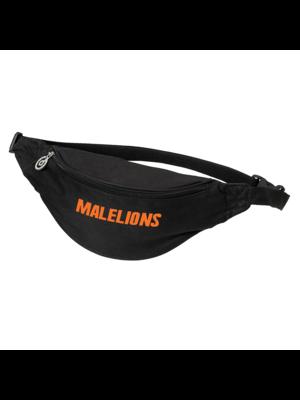 Malelions Fannypack - Cursief - Neon Orange