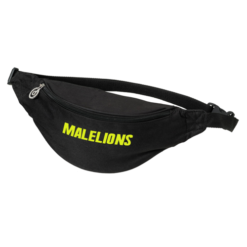 Malelions Malelions Fannypack - Cursief - Neon Yellow  | PRE-ORDER
