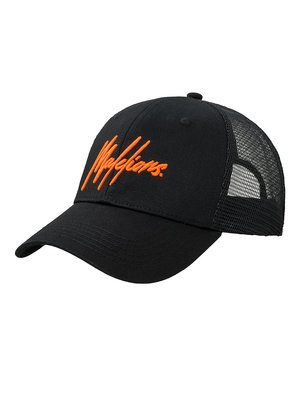 Malelions Malelions Sport Cap - Signature - Neon Orange