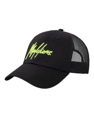 Malelions Malelions Sport Cap - Signature - Neon Yellow