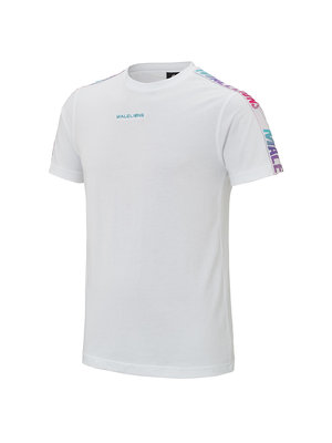 Malelions Tracktee Ryan - White Gradients