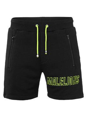 Malelions Trackshort 3D - Neon Yellow | PRE-ORDER