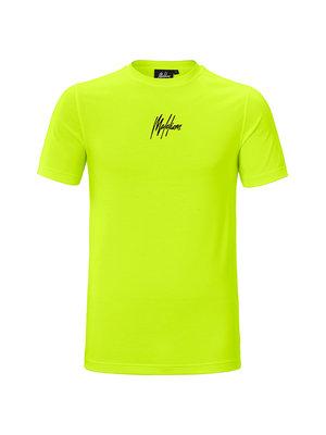 Malelions T-shirt 3D - Yellow/Black