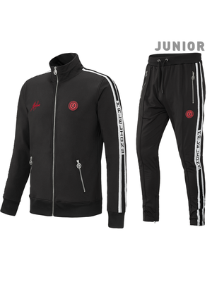 Malelions Junior Junior Sport Tracksuit Homekit - Black