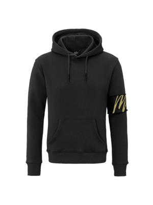 Malelions Captain Hoodie - Black/Gold