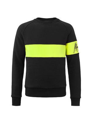 Malelions Neon Crewneck - Yellow | PRE-ORDER
