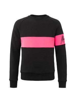 Malelions Neon Crewneck - Pink