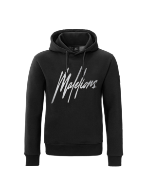 Malelions Signature Hoodie - Silver