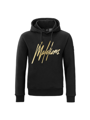 Malelions Signature Hoodie - Gold