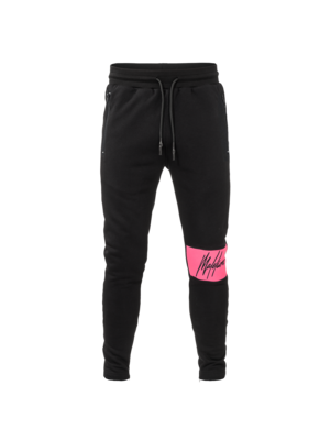 Malelions Neon Trackpants - Pink