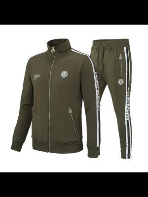 Malelions Sport Sport Tracksuit Homekit - Army
