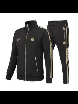 Malelions Sport Sport Tracksuit Homekit - Black/Gold
