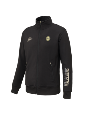 Malelions Sport Sport Trackjacket After Game - Black/Gold