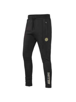 Malelions Sport Sport Trackpants After Game - Black/Gold
