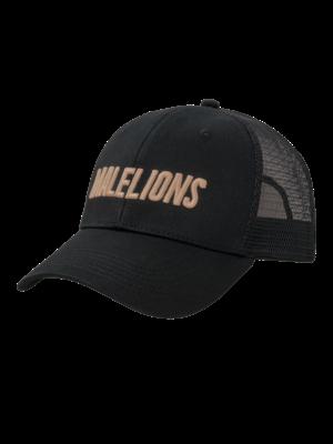 Malelions Sport Sport Cap  Cursief - Gold
