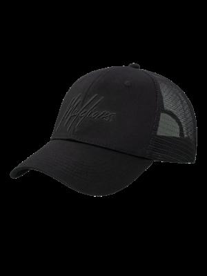 Malelions Cap  Signature - Black/Black