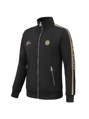 Malelions Sport Sport Trackjacket Homekit - Black/Gold