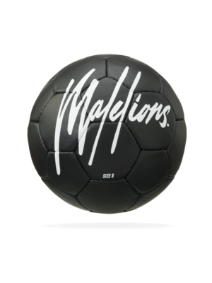 Malelions Signature Football - Black